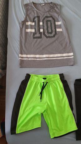 Equipamento roupa desportos