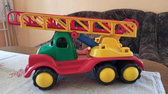 Samochód z drabiną - Wader
