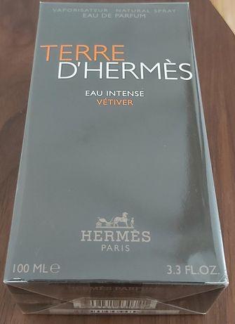 Terre d'Hermès Eau Intense Vétiver Eau de Parfum 100ml