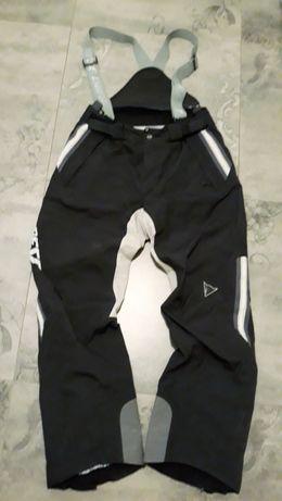 DAINESE GORE-TEX XCR Rozm XL jak NOWE spodnie narciarskie z szelkami