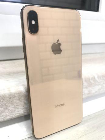 iPhone Xs Max 256 Gold 2 Sim 256gb золотий айфон макс хс хc епл гб дуо