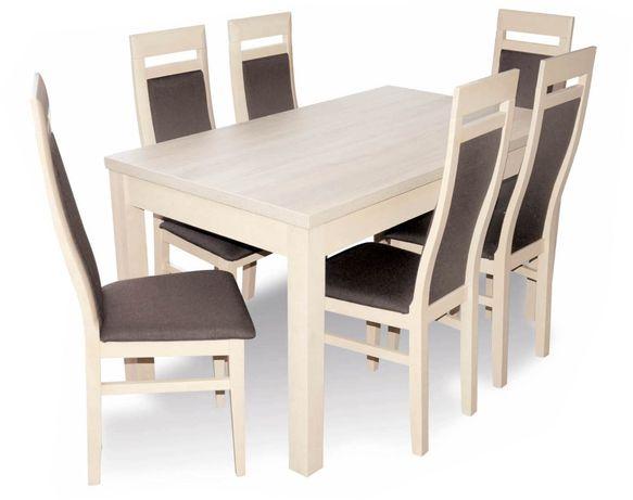 Zestaw Z28 Krzesła + Stół Jadalnia Salon Producent