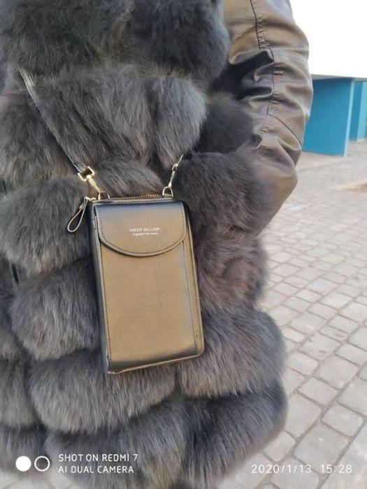 Сумочка клатч для телефона Кременчуг - изображение 1