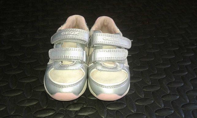 buty, adidasy geox dla dziewczynki rozmiar 21