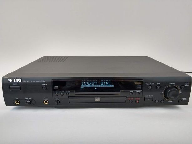 Gravador/leitor cd Philips cdr-950