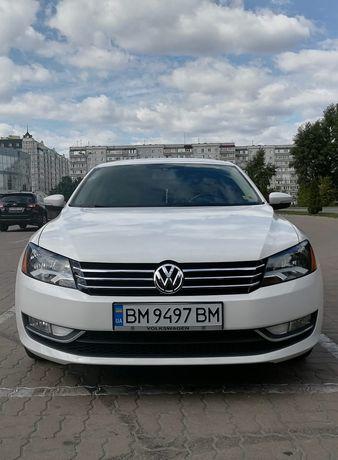 Продам свежо пригнаный Volkswagen Passat B7 limited