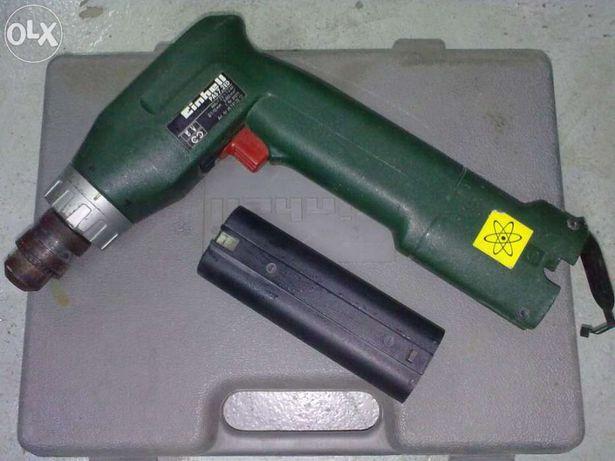 maquina apafurar einhel com caixa - usada