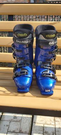 Лижні черевики 28-28.5 см