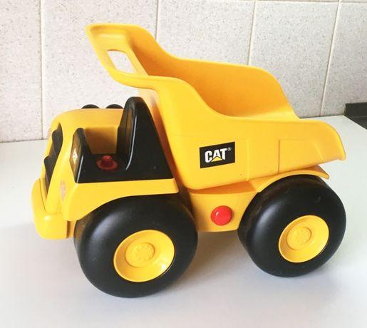 Самосвал CAT со светом и звуком Toy State