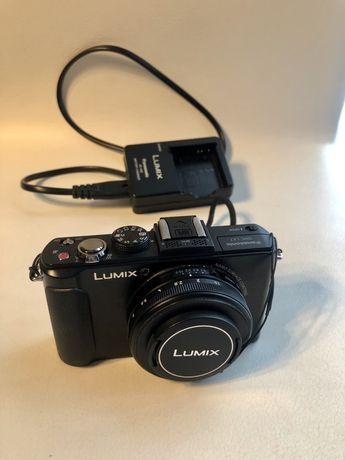 Aparat fotograficzny cyfrowy Panasonic Lumix DMC-LX7