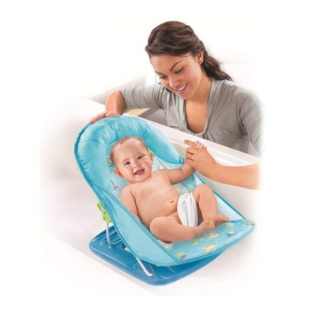 Шезлонг для купання немовлят