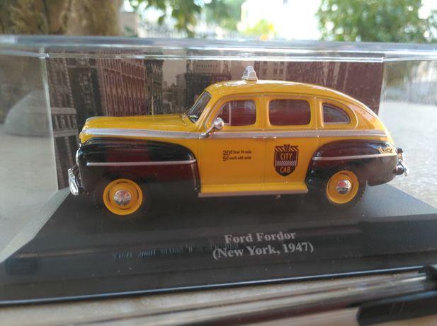 Ford Fordor de 1947 táxi de New York colecção