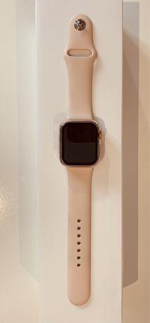 Apple Watch Series 5 40 mm Gold - Como Novo