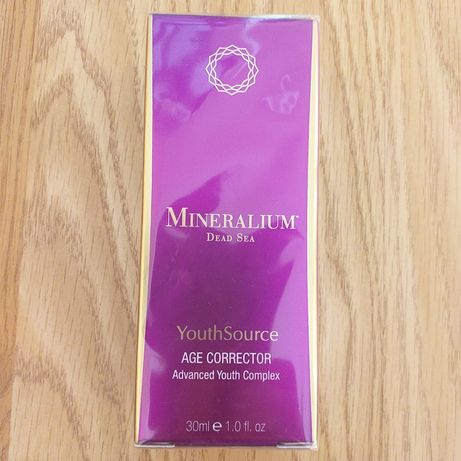 Botox Mineralium nowe serum przeciwzmarszczkowe do twarzy twarz oczy