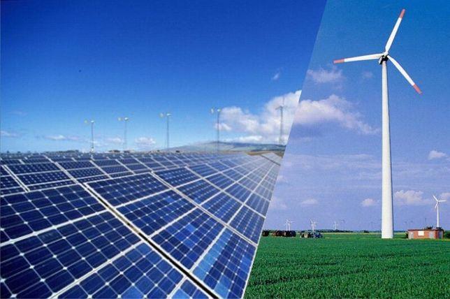 Ветро- Солнечные электростанции 30 кВт зеленый тариф