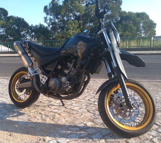 Yamaha xt660  (muitos extras) - retomo 125