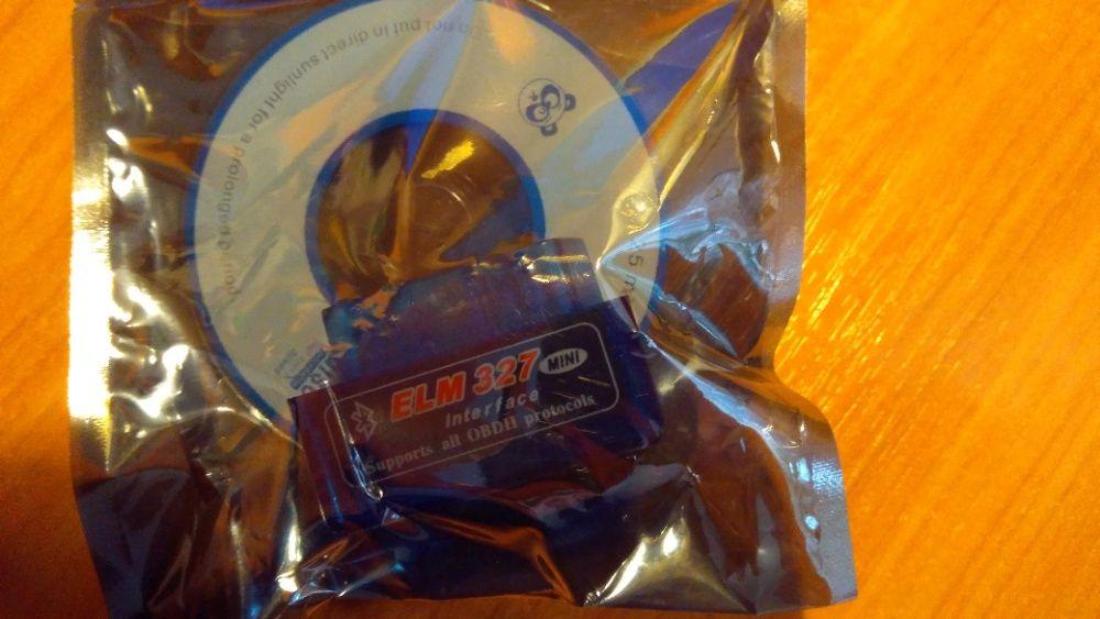 Elm327 v1.5 OBD2 сканер Bluetooth  +ДИСК з драйверами. Житомир - изображение 1