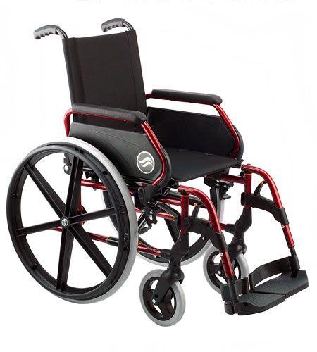 Cadeira Rodas (Breezy Premium) - NOVA Pinhal Novo - imagem 1