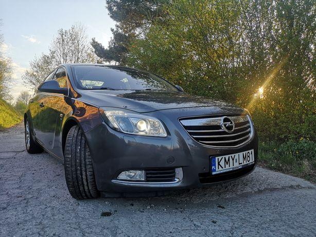 Opel Insignia 2.0CDTi full opcja