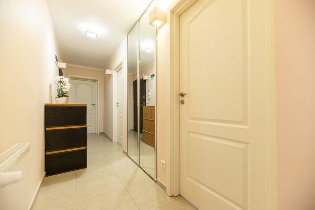 Pojemna komoda BRW dąb, większe szuflady niż Ikea Malm, na buty, loft!