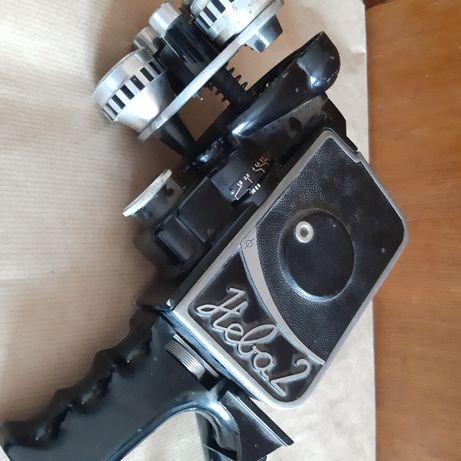 kamera zabytkowa kolekcjonerska Helba 2