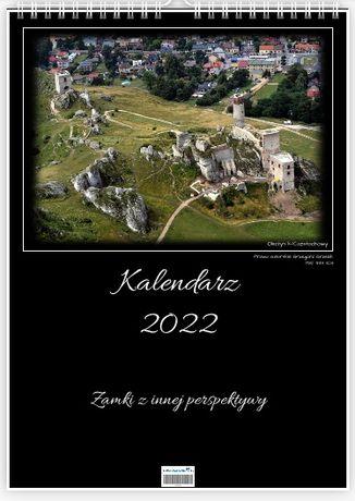 Kalendarz 2022 zamki cena z wysyłką