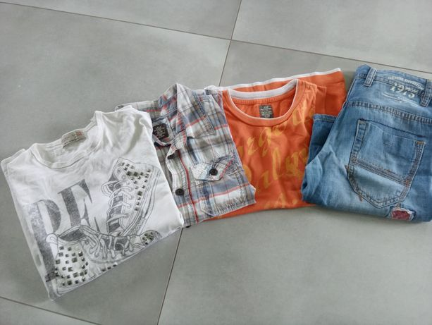 Ubrania zara hm 128