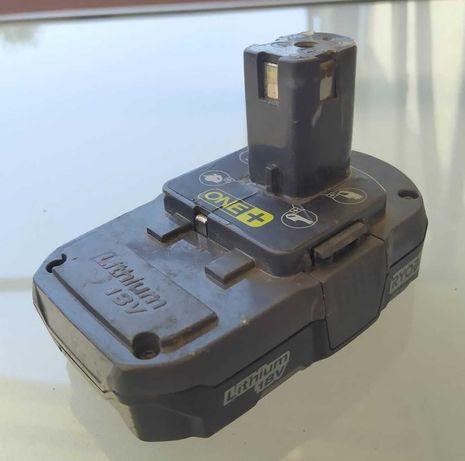 RYOBI ONE+ Bateria Akumulator 18V , 24Wh (1.3Ah)
