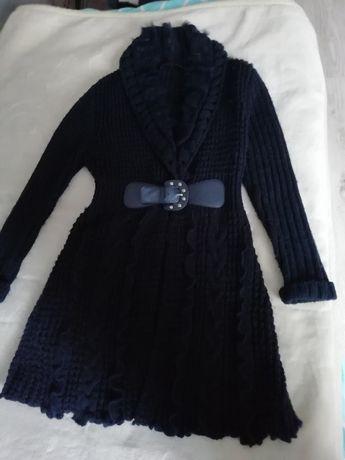 Sweter- płaszczyk