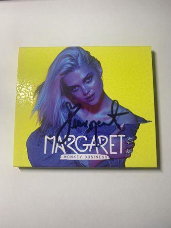 Oryginalna płyta margaret z podpisem