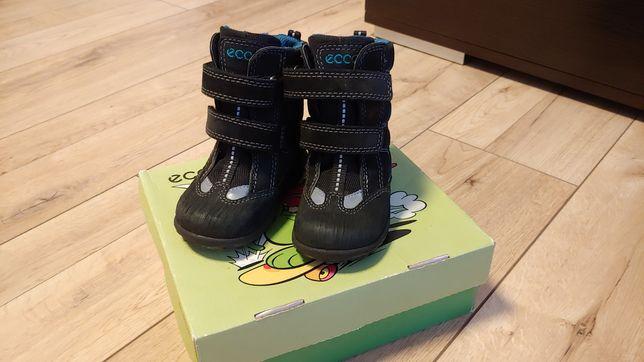 Buty zimowe ECCO rozmiar 22 śniegowce