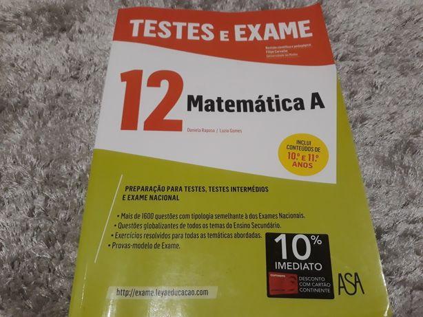 Livro de preparação de matematica