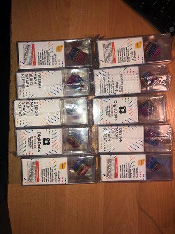 Магнитные шарики DigitDots 3mm 512 piece . USA, США