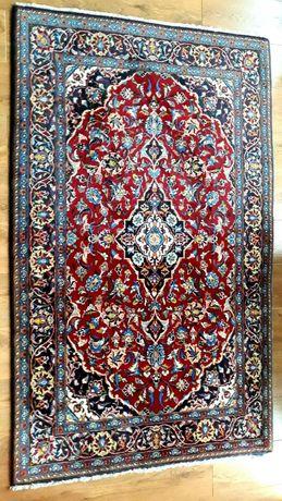 Turecki dywan ponad 150 letni 107 x 177cm Antyk
