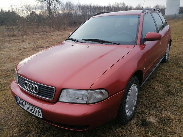 Audi A4 B5 1996r 1.8 125km Gaz bardzo dobry stan