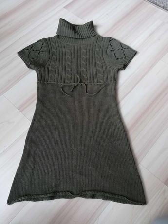 Paka ubrań damskich, rozm. M, spodnie, sweterki, spódniczki, żakiety