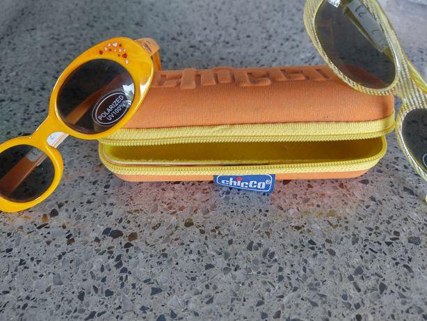 Óculos de sol de criança.