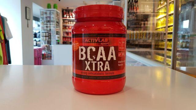 BCAA Xtra od ActivLab 500g- aminokwasy BCAA Muscle Power