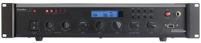 AUDIOPHONY Amplificador Misturador COMBO 130 (100V)