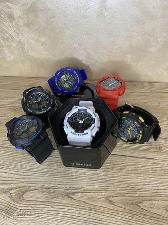 Годинник чоловічий Casio g-shock Ga100 мужские часы топ качество