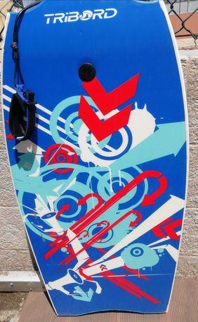 Como Nova Prancha Bodyboard TRIBORD 100 44`