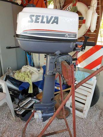 Motor fora de borda Selva 6CV 650€