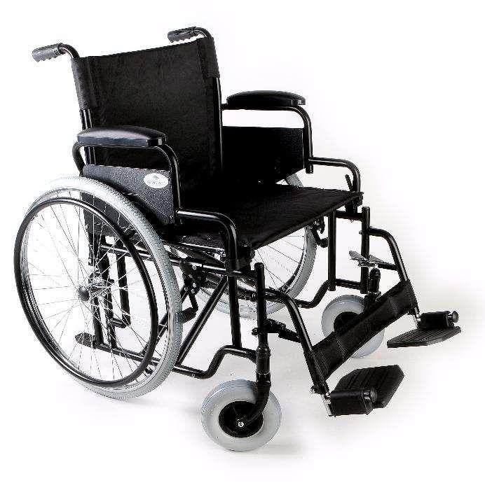 Cadeira De Rodas XXL 55 cm