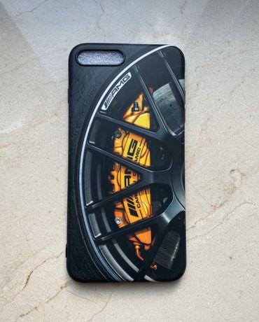 Mercedes AMG iPhone 11 7 8 6 X XR xs max silikonowe etui case nowe