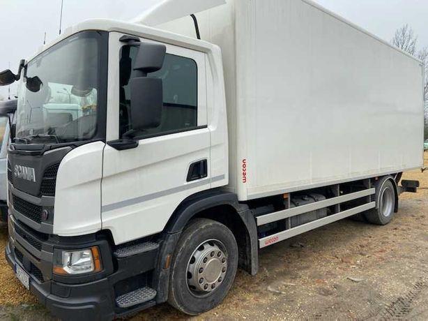 AUTO CIĘŻAROWE kontener/ do 10 T/ WINDA/usługi transportowe/KRAJOWY