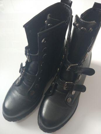 Buty rozmiar 37 czarne