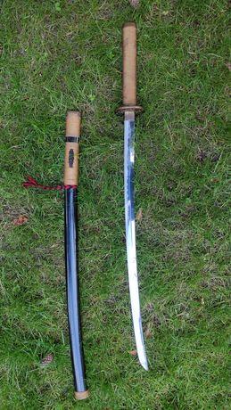 Miecz samurajski katana stal 440