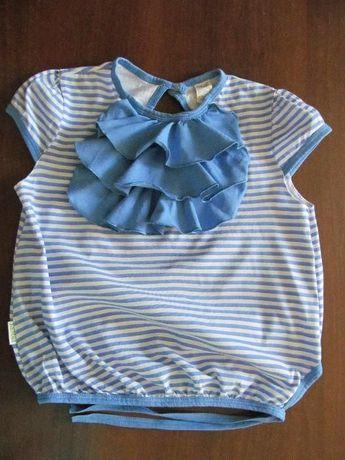 футболка, платье 3-6 лет