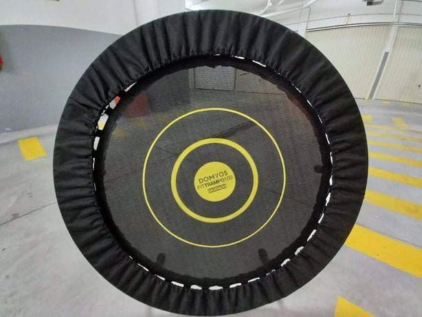 Vendo trampolim usado 1 vez