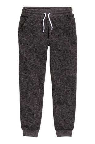 H&m joggery  spodnie dresowe  nowe 158